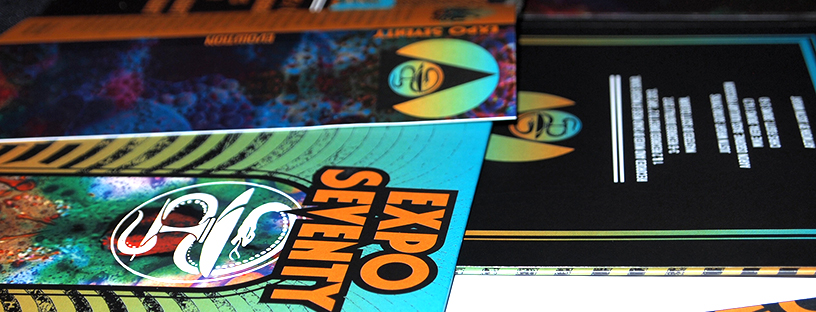 Expo Seventy - Evolution | CD Edition